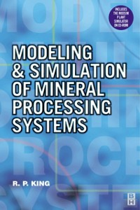 Ebook in inglese Modeling and Simulation of Mineral Processing Systems King, R. Peter