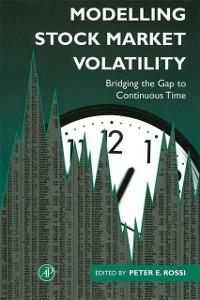 Ebook in inglese Modelling Stock Market Volatility -, -