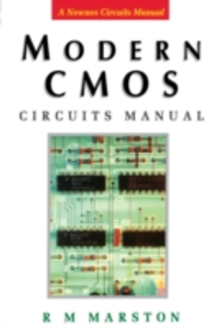 Ebook in inglese Modern CMOS Circuits Manual MARSTON, R M
