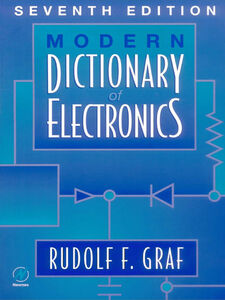 Ebook in inglese Modern Dictionary of Electronics Graf, Rudolf F.