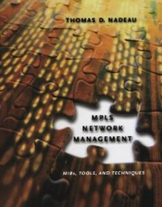 Ebook in inglese MPLS Network Management Nadeau, Thomas D.