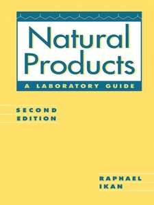 Ebook in inglese Natural Products Ikan, Raphael