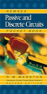 Foto Cover di Newnes Passive and Discrete Circuits Pocket Book, Ebook inglese di R M MARSTON, edito da Elsevier Science