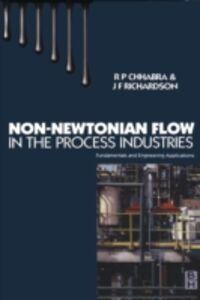 Foto Cover di Non-Newtonian Flow, Ebook inglese di R. P. Chhabra,J.F. Richardson, edito da Elsevier Science