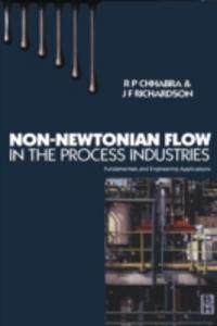 Ebook in inglese Non-Newtonian Flow Chhabra, R. P. , Richardson, J.F.