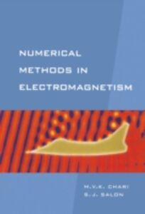 Ebook in inglese Numerical Methods in Electromagnetism Chari, M. V.K. , Salon, Sheppard