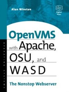 Ebook in inglese OpenVMS with Apache, WASD, and OSU Winston, Alan