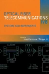 Ebook in inglese Optical Fiber Telecommunications IV-B -, -