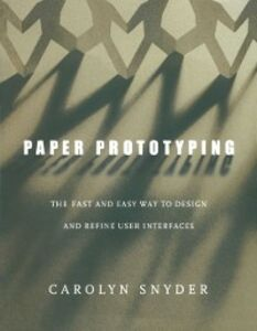 Ebook in inglese Paper Prototyping Snyder, Carolyn