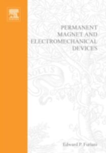 Ebook in inglese Permanent Magnet and Electromechanical Devices Furlani, Edward P.