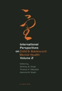 Ebook in inglese International Perspectives on Child & Adolescent Mental Health -, -