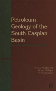 Foto Cover di Petroleum Geology of the South Caspian Basin, Ebook inglese di AA.VV edito da Elsevier Science