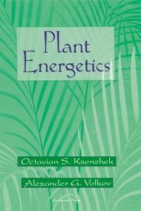 Foto Cover di Plant Energetics, Ebook inglese di Octavian S. Ksenzhek,Alexander G. Volkov, edito da Elsevier Science