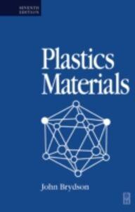 Ebook in inglese Plastics Materials Brydson, J A