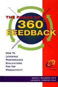 Ebook in inglese Power of 360(deg) Feedback David A. Waldman, Ph.D. , Leanne E. Atwater, Ph.D.