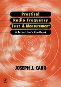 Ebook in inglese Practical Radio Frequency Test and Measurement Carr, Joseph