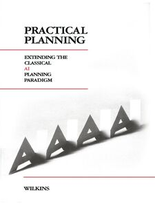 Foto Cover di Practical Planning, Ebook inglese di David E. Wilkins, edito da Elsevier Science