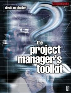 Ebook in inglese Project Manager's Toolkit Shailer, David