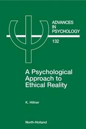 Psychological Approach to Ethical Reality