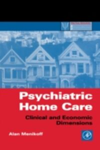 Foto Cover di Psychiatric Home Care, Ebook inglese di  edito da Elsevier Science