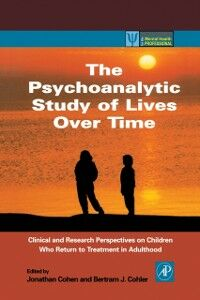 Ebook in inglese Psychoanalytic Study of Lives Over Time