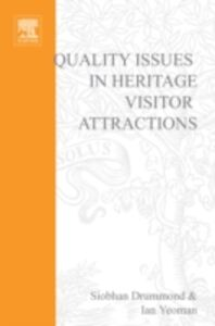 Ebook in inglese Quality Issues in Heritage Visitor Attractions Yeoman, Ian