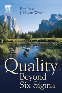 Ebook in inglese Quality Beyond Six Sigma -, -