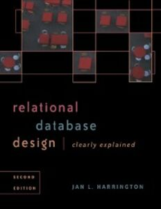 Ebook in inglese Relational Database Design Clearly Explained Harrington, Jan L.