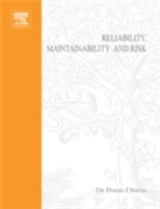 Ebook in inglese Reliability, Maintainability and Risk Smith, David J.