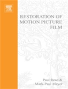 Ebook in inglese Restoration of Motion Picture Film Meyer, Mark-Paul , Read, Paul