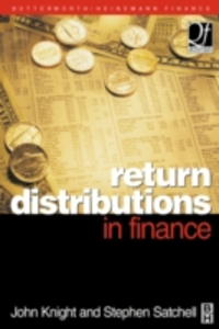 Ebook in inglese Return Distributions in Finance Knight, John , Satchell, Stephen