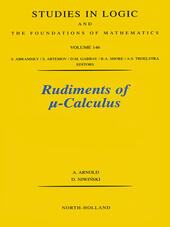 Rudiments of &mgr;-calculus