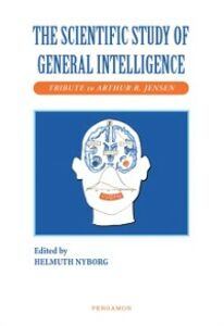 Ebook in inglese Scientific Study of General Intelligence