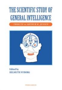 Ebook in inglese Scientific Study of General Intelligence -, -