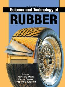 Ebook in inglese Science and Technology of Rubber -, -