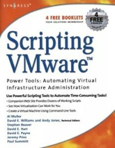 Ebook in inglese Scripting VMware Power Tools: Automating Virtual Infrastructure Administration Muller, Al