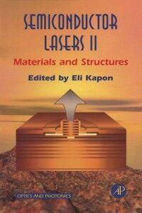 Ebook in inglese Semiconductor Lasers II Kapon, Eli