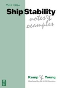 Ebook in inglese Ship Stability: Notes and Examples Barrass, Bryan