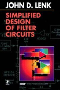 Ebook in inglese Simplified Design of Filter Circuits Lenk, John