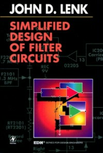 Ebook in inglese Simplified Design of Filter Circuits Lenk, John