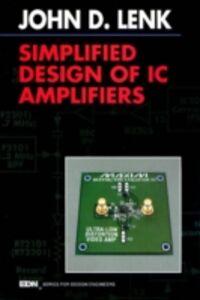 Ebook in inglese Simplified Design of IC Amplifiers Lenk, John