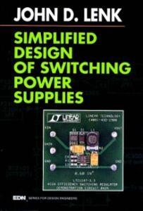 Ebook in inglese Simplified Design of Switching Power Supplies Lenk, John