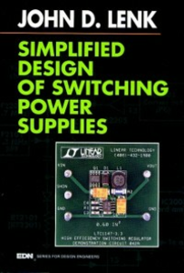Ebook in inglese Simplified Design of Switching Power Supplies Lenk, John