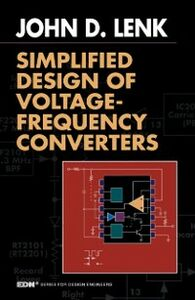 Foto Cover di Simplified Design of Voltage/Frequency Converters, Ebook inglese di John Lenk, edito da Elsevier Science