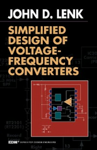 Ebook in inglese Simplified Design of Voltage/Frequency Converters Lenk, John