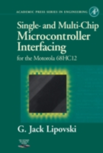 Ebook in inglese Single and Multi-Chip Microcontroller Interfacing Lipovski, G. Jack