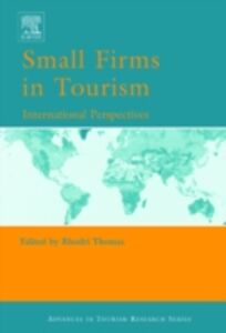 Ebook in inglese Small Firms in Tourism Thomas, Rhodri