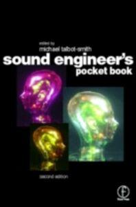 Ebook in inglese Sound Engineer's Pocket Book