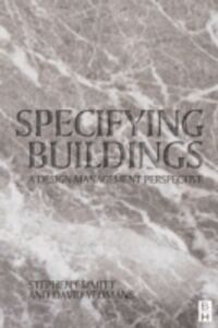 Ebook in inglese Specifying Buildings Yeomans, David T