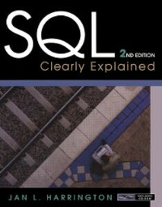 Ebook in inglese SQL Clearly Explained Harrington, Jan L.